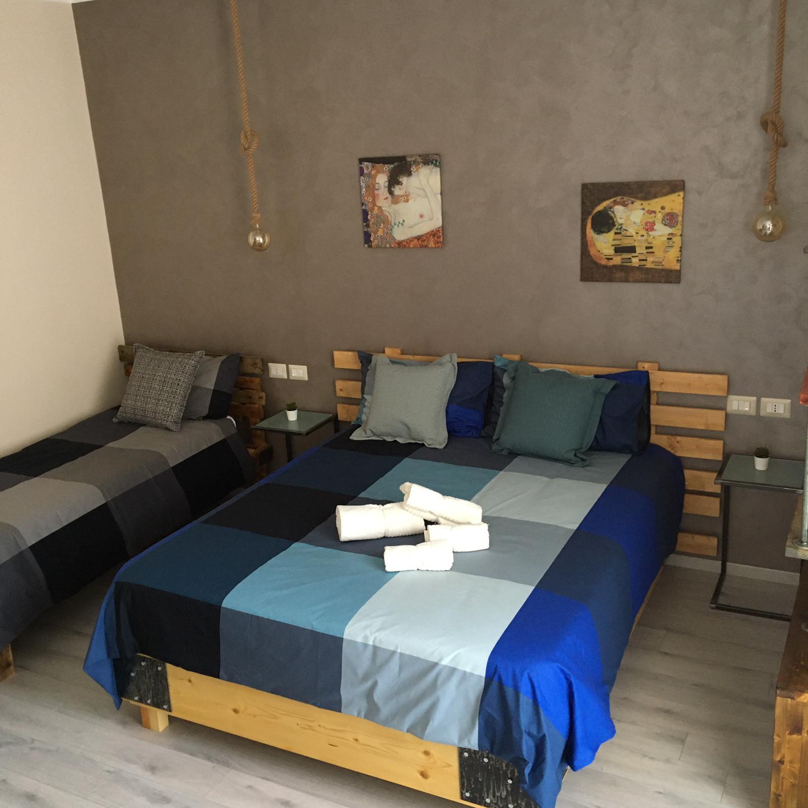 camera da letto suite  Bayley